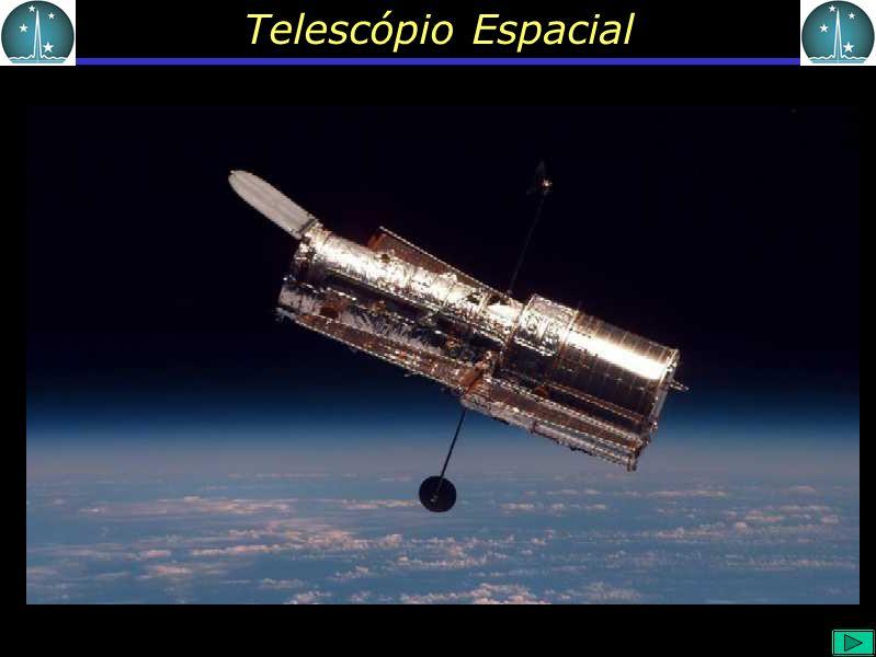 Telescópio Espacial