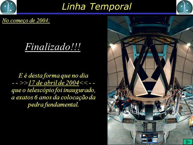 Linha Temporal No começo de 2004: Finalizado!!.