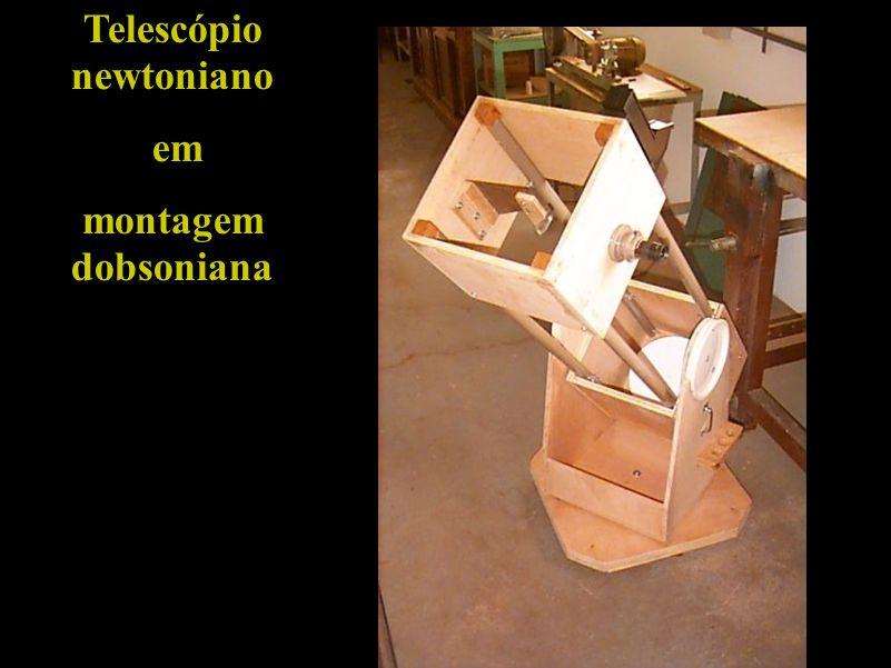 Sol Telescópio newtoniano em montagem dobsoniana
