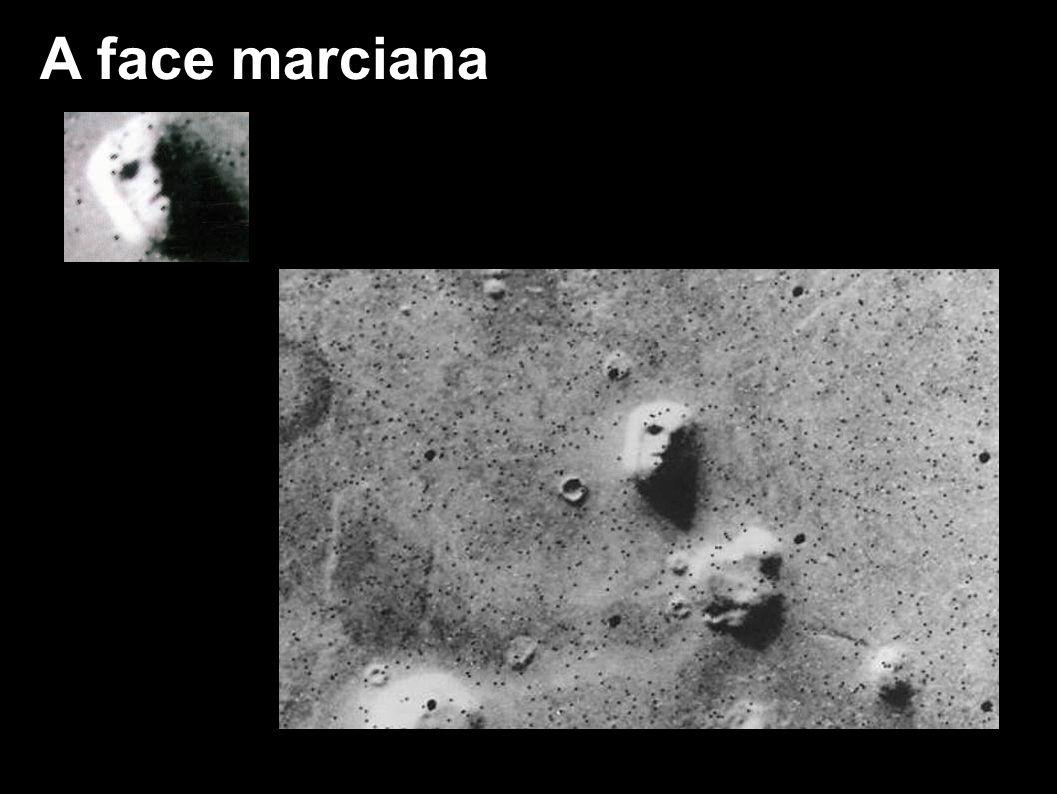 A face marciana
