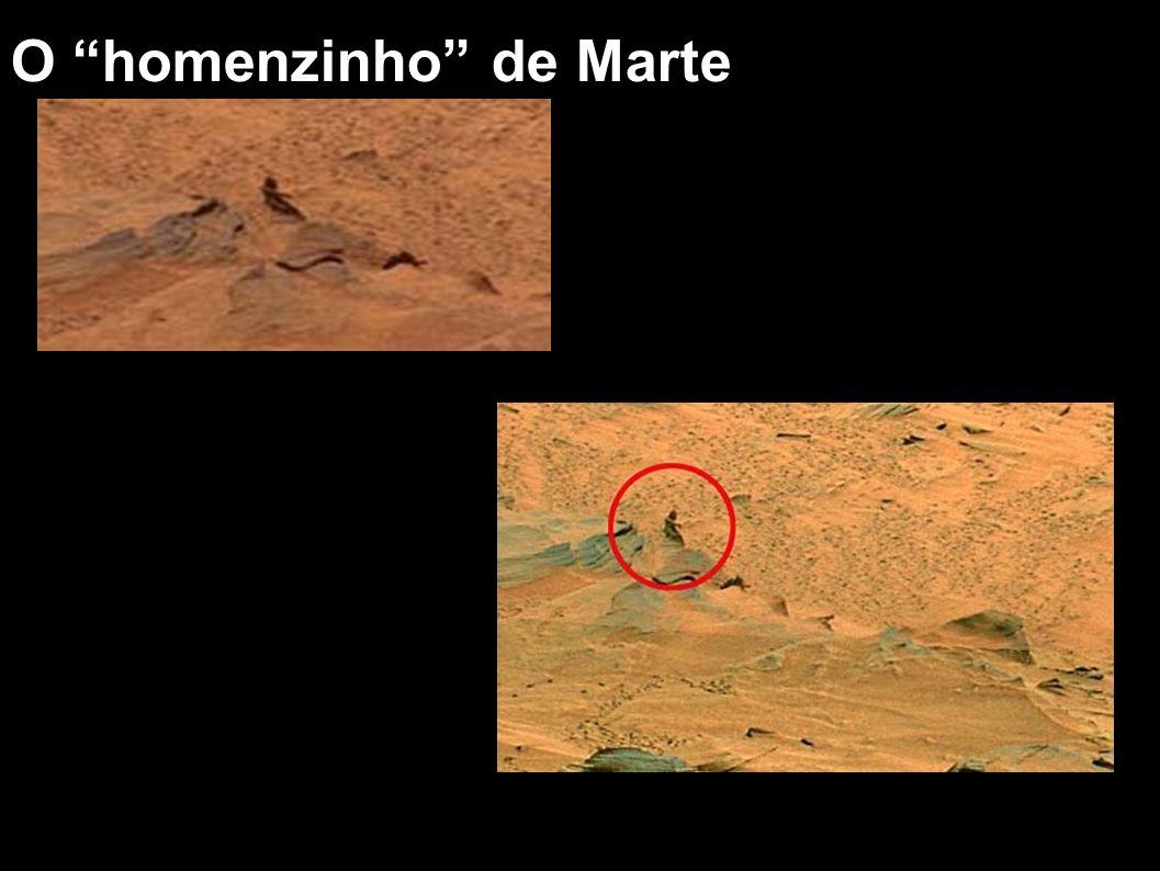 O homenzinho de Marte