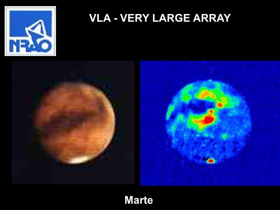 Marte VLA - VERY LARGE ARRAY