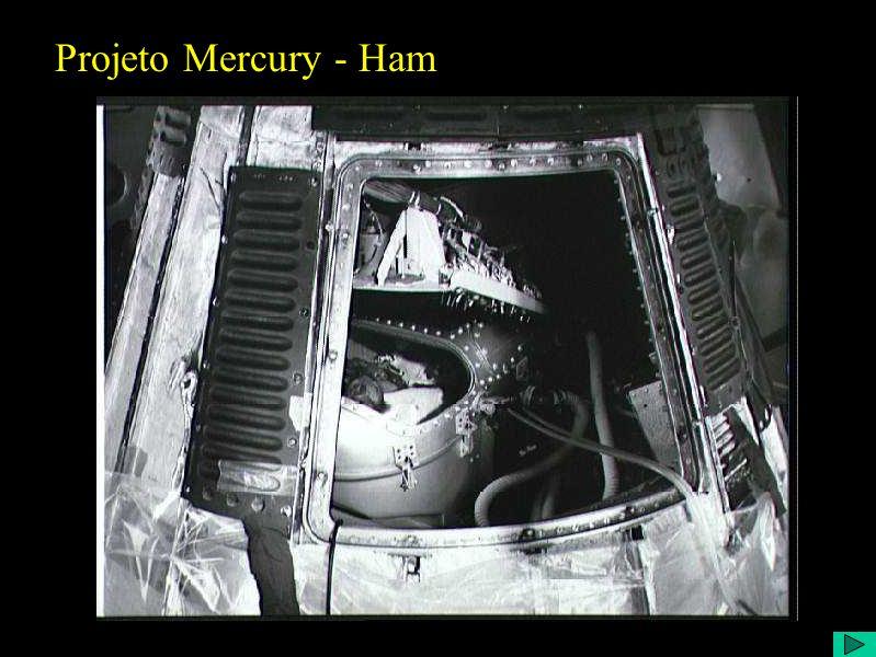 Projeto Mercury - Ham