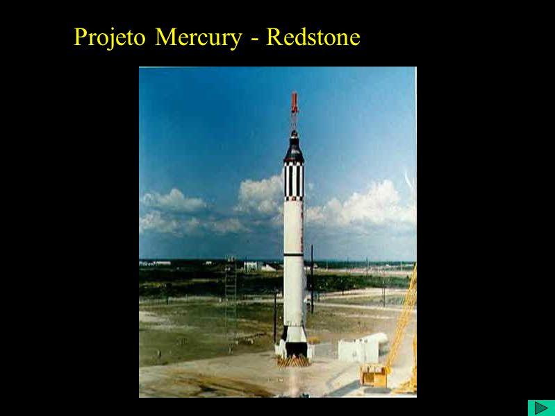 Projeto Mercury - Redstone