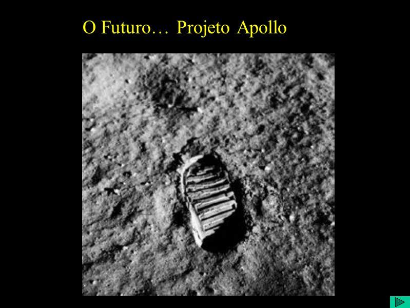 O Futuro… Projeto Apollo