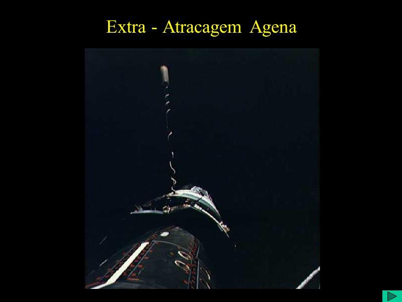 Extra - Atracagem Agena