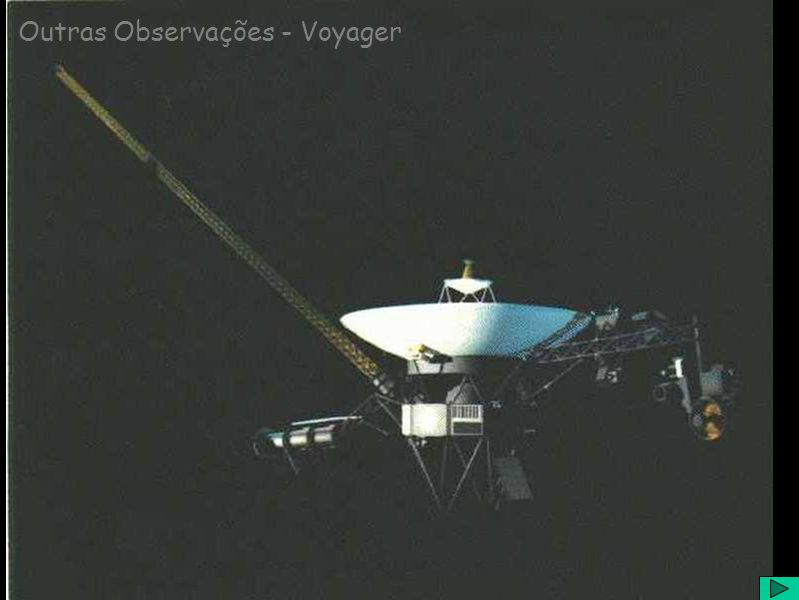 Outras Observações - Voyager