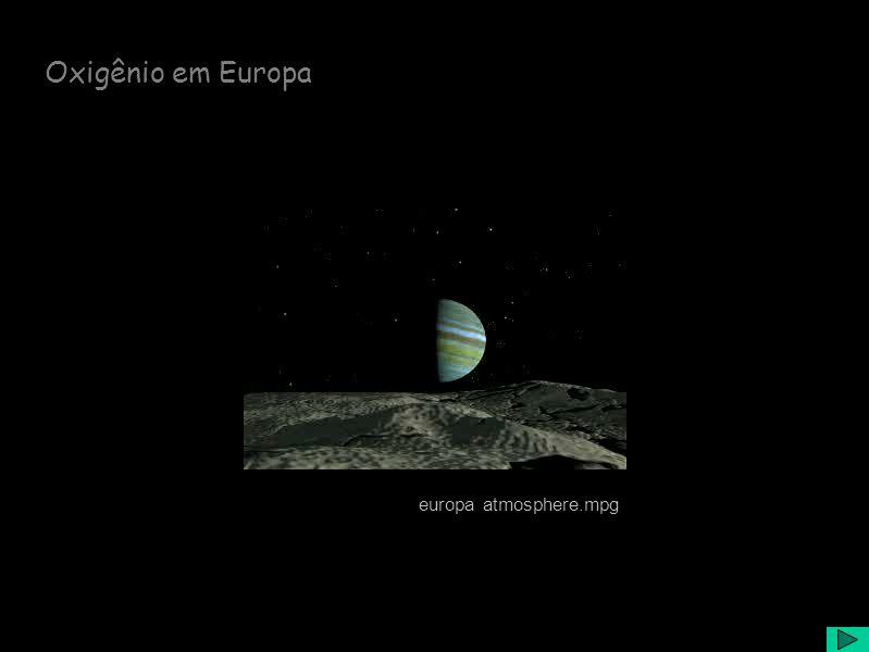 Oxigênio em Europa europa atmosphere.mpg