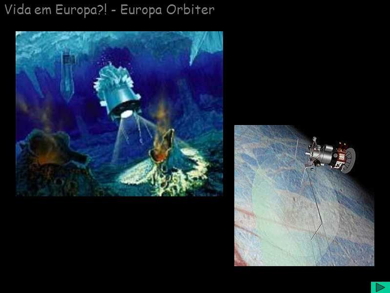 Vida em Europa?! - Europa Orbiter