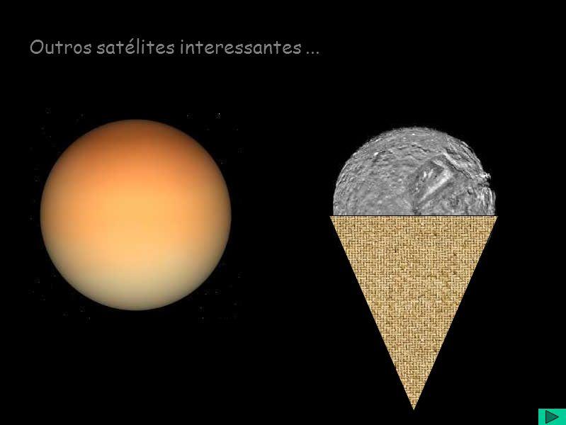 Outros satélites interessantes...