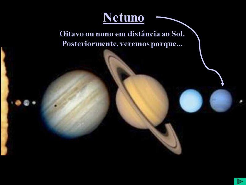 A Descoberta 3 Então, com os cálculos de Le Verrier em mãos, bem como a posição estimada do novo astro, os astrônomos Galle e d´Arrest em Berlim, posi