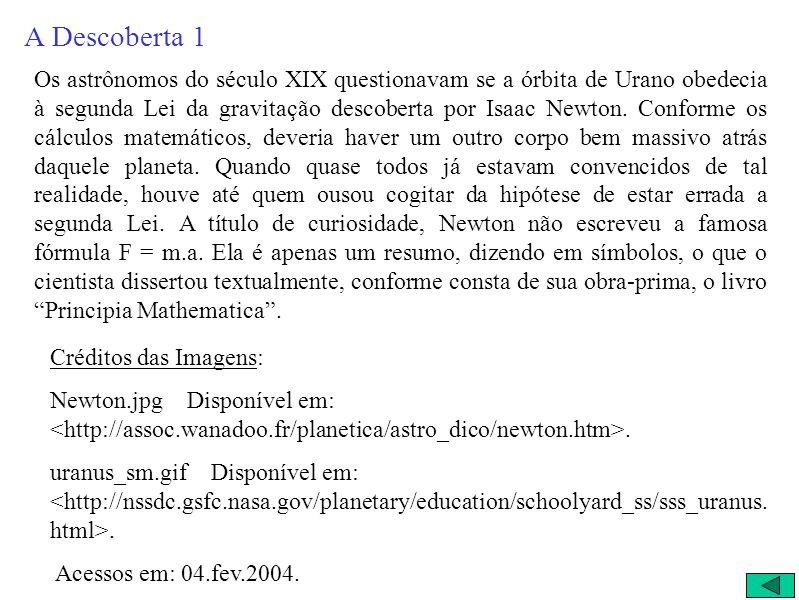 Vida em Netuno.1 Comentário:... Crédito da Imagem: xxxxxxxxxx.xxx Disponível em: <>.