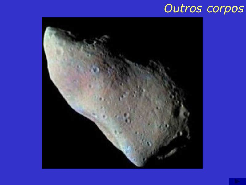 Conteúdo: Sistema Externo Os planetas mais longinqüos são compostos basicamente por um núcleo rochoso e a atmosfera é composta gás (hidrogênio e hélio