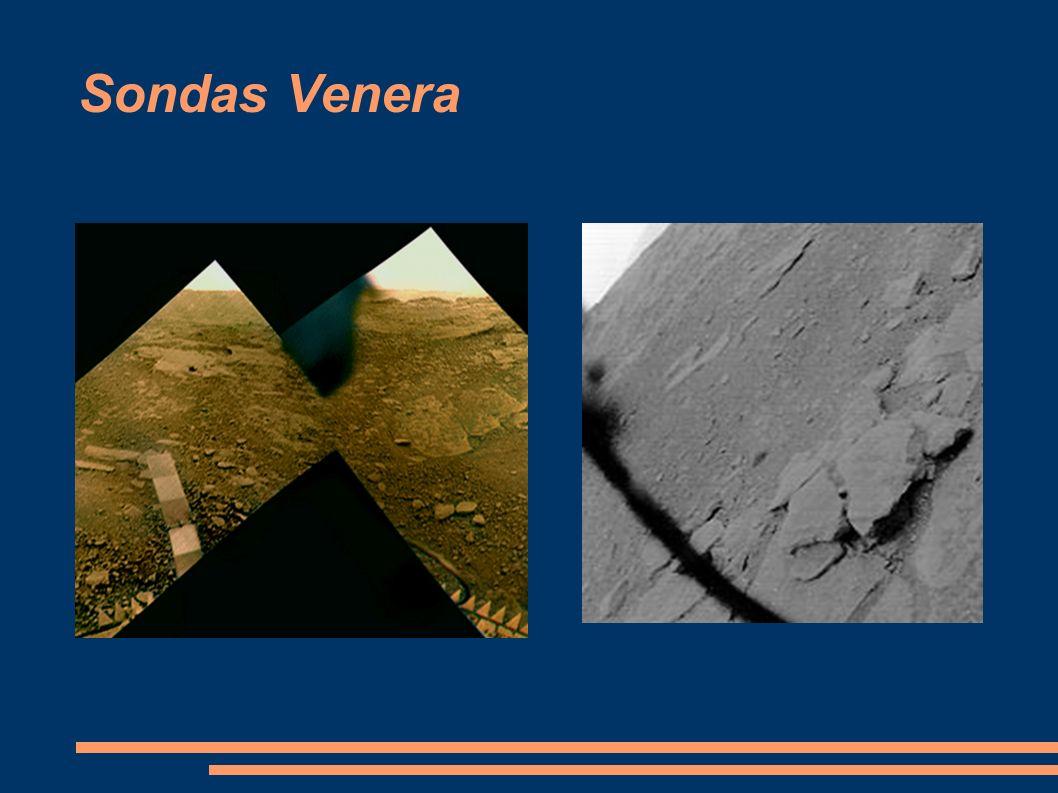 Sondas Venera