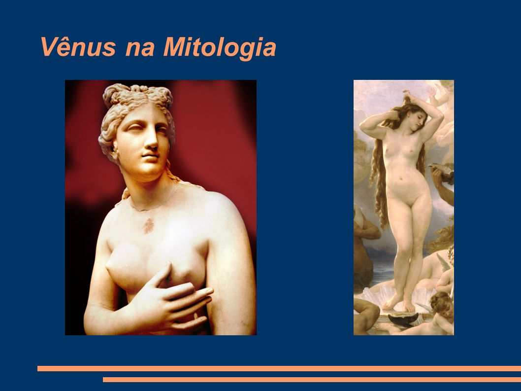 Vênus na Mitologia