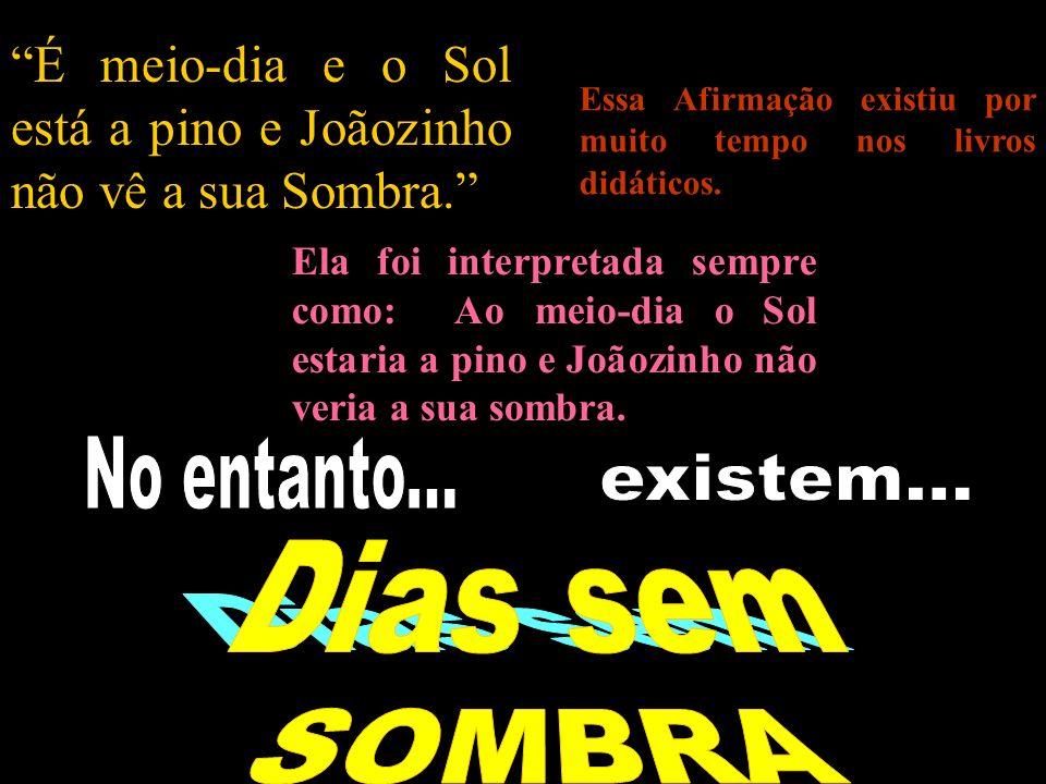 Latitude : 22° 00 39,5 Sul Longitude : 47° 53 47,5 Oeste Fuso -3h == Longitude 45° Oeste Hora Oficial do Brasil