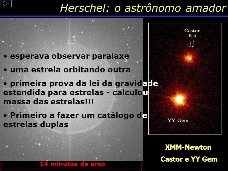 Astronomia Herschel: um astrônomo amador Descobriu mais de 800 estrelas duplas