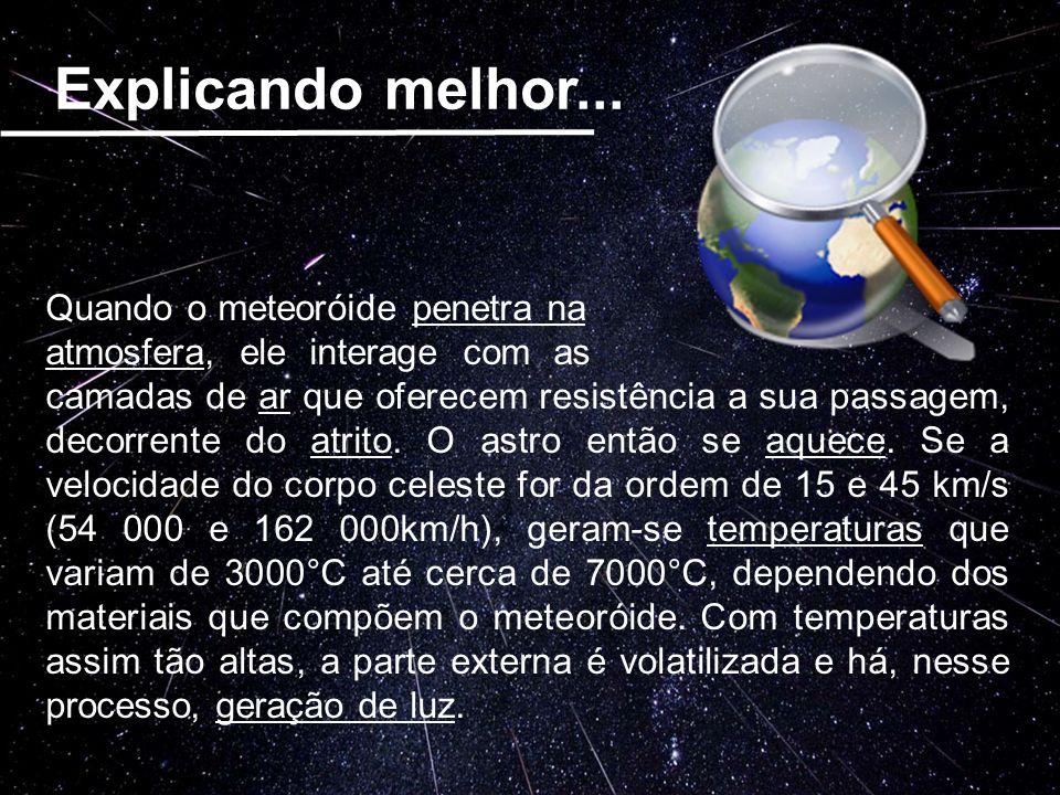 Algumas informações sobre estes fenômenos periódicos encontram-se na página do observatório, acesse: http://www.cdcc.sc.usp.br/cda/eventos/1999/leoni das/chuva.htm