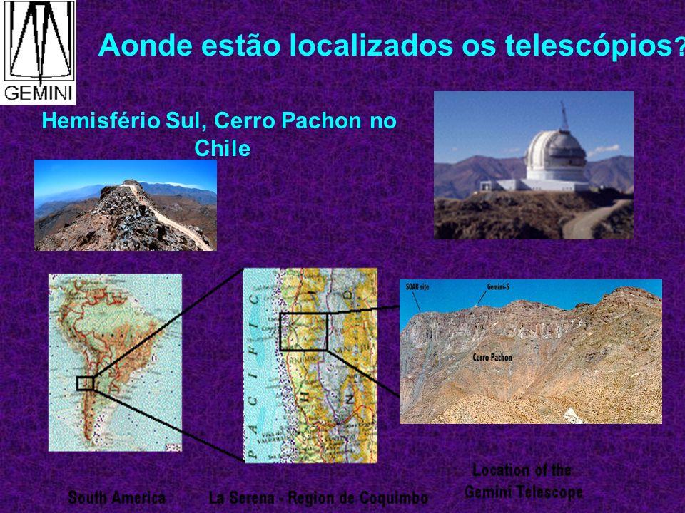 Telescópio do Norte, Mauna Kea no Havaí