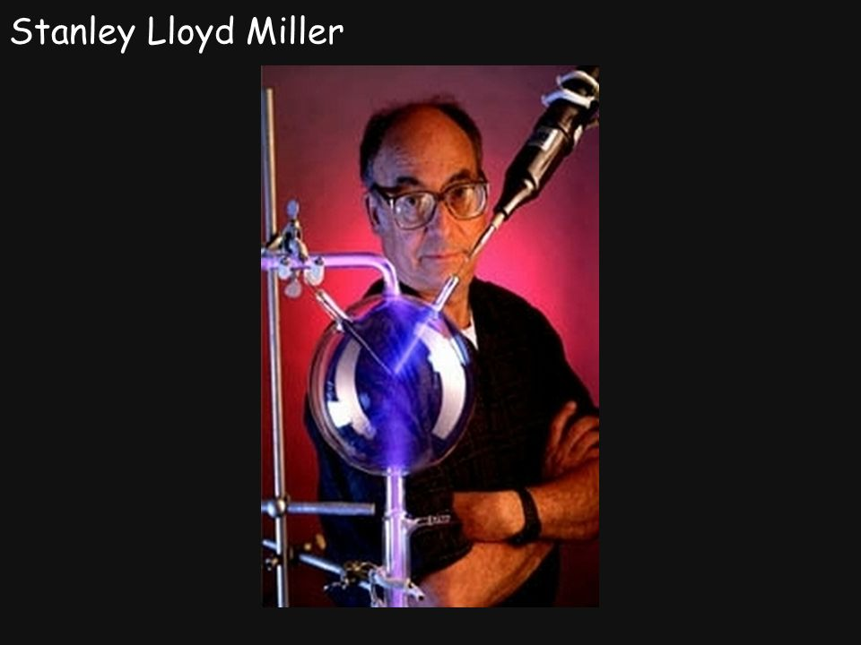 Stanley Lloyd Miller