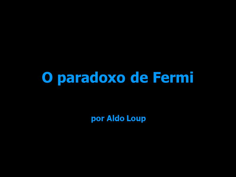 Enrico Fermi ( 1901-1954)