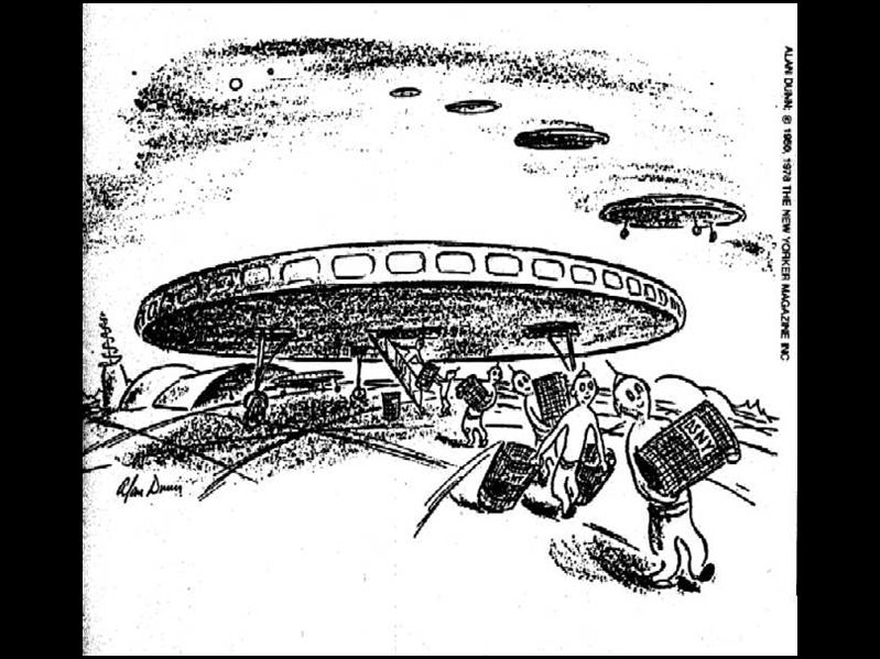 Teoria #2: Extraterrestres já estiveram aqui similar à narrada em Cocoon