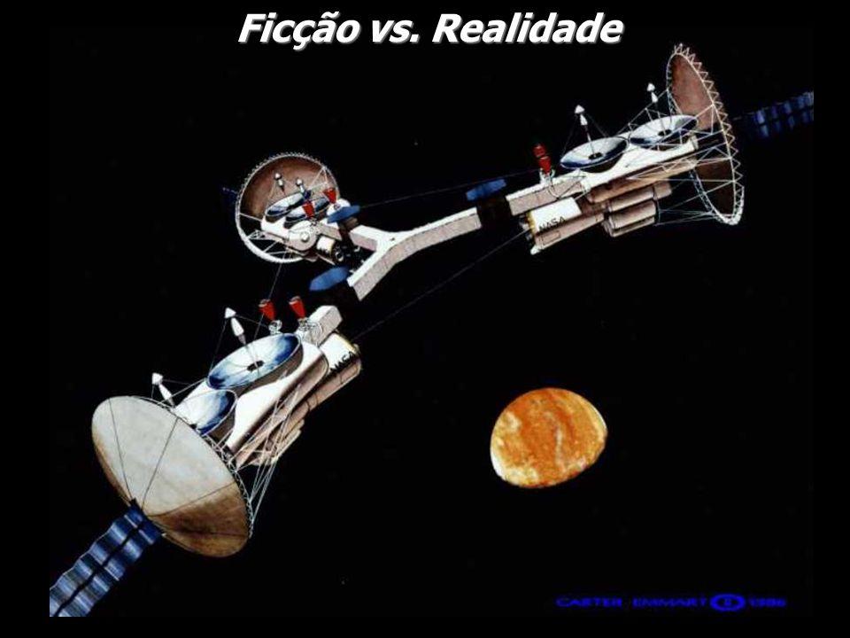Ficção vs. Realidade