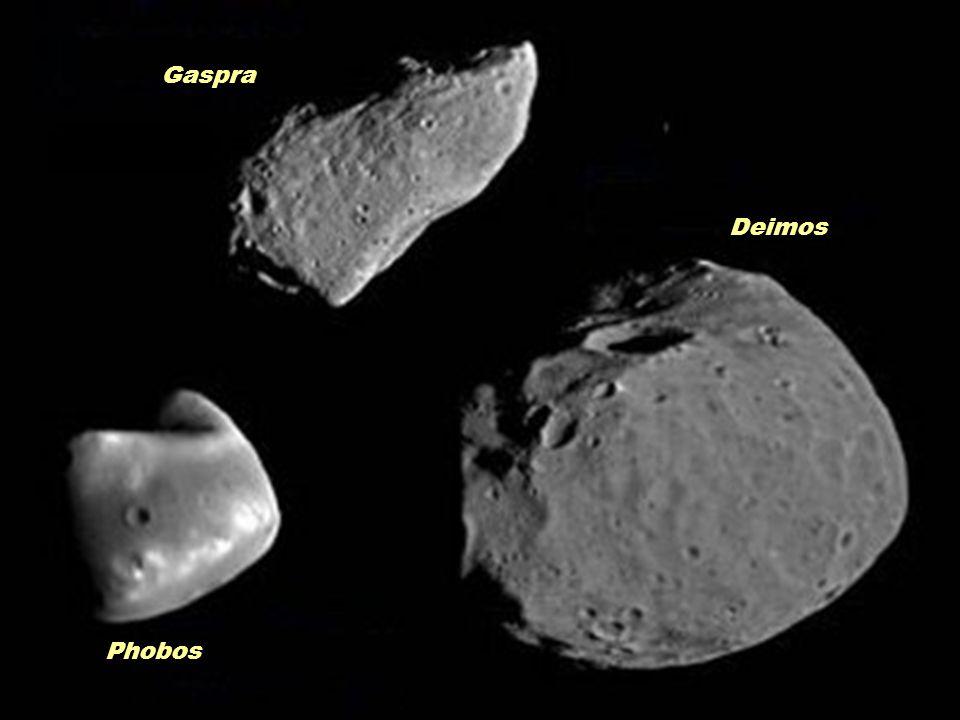 Gaspra Phobos Deimos