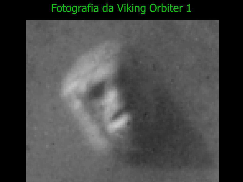 Fotografia da Viking Orbiter 1