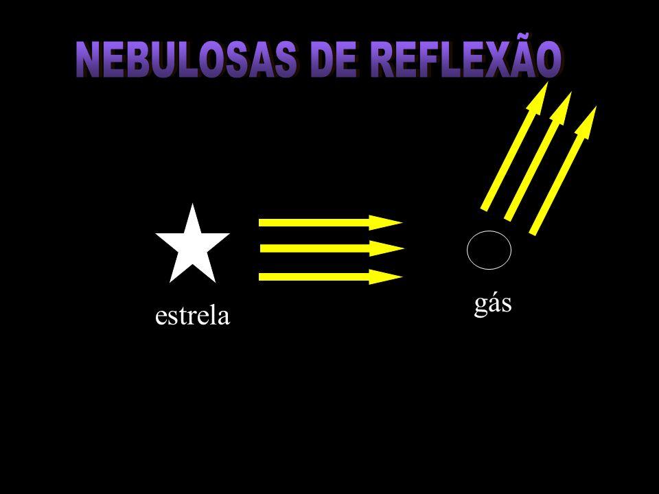 estrela a gás
