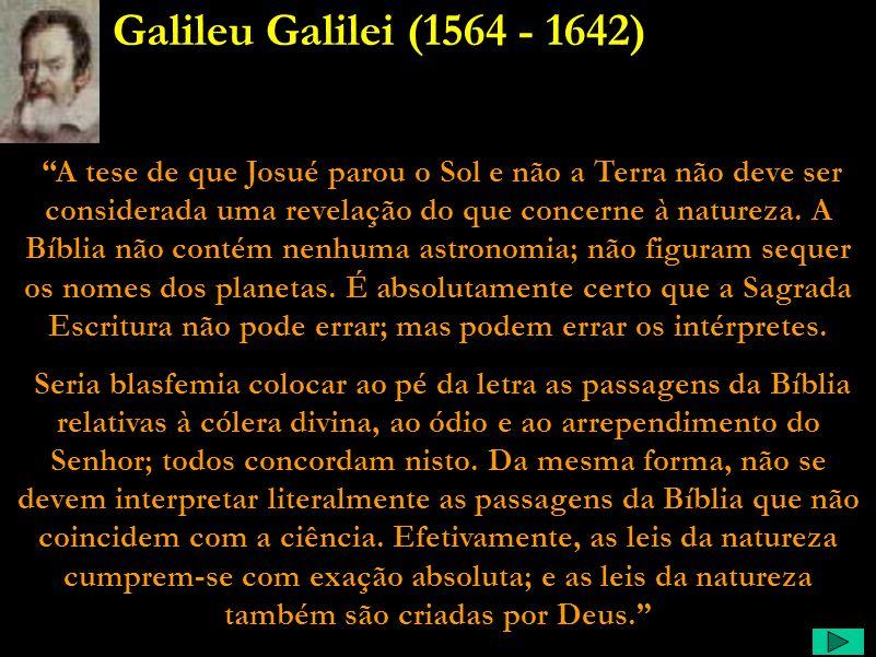 Galileu Comentário: Galileu foi além. Percebeu que não é só com filosofia que se faz a Astronomia, eram necessárias provas, evidências. Assim, iniciou