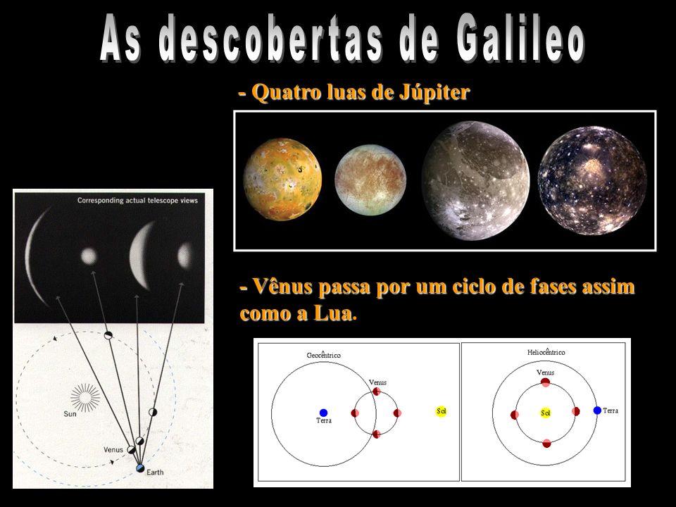 - A superfície em relevo da Lua e as manchas solares - A superfície em relevo da Lua e as manchas solares. - A Via Láctea é constituída por uma infini