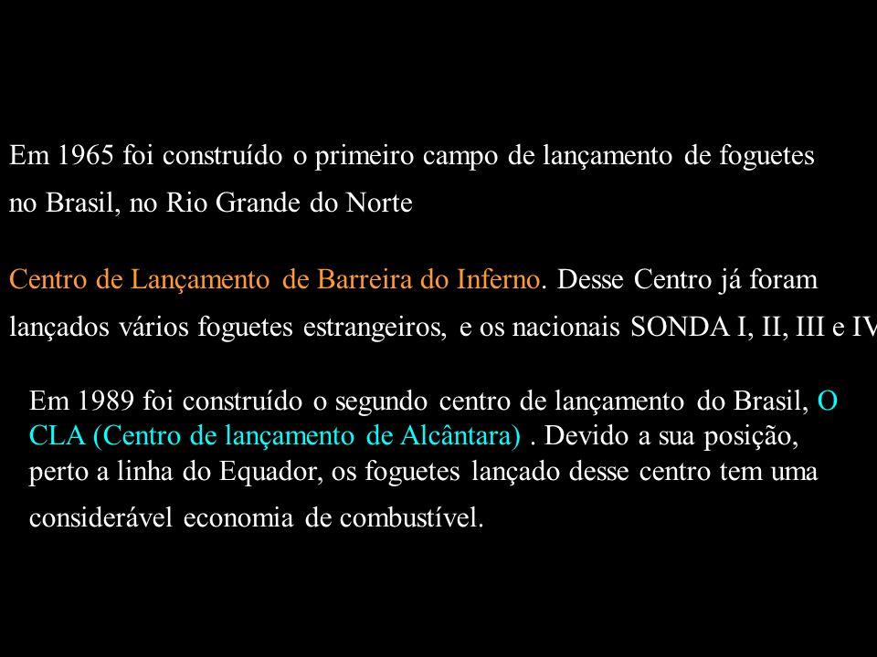 Centro de Lançamento de Barreira do Inferno.