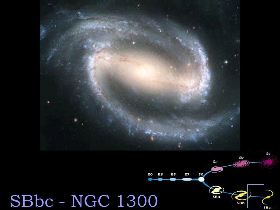 SBbc - NGC 1300