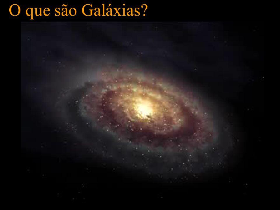 O que são Galáxias?