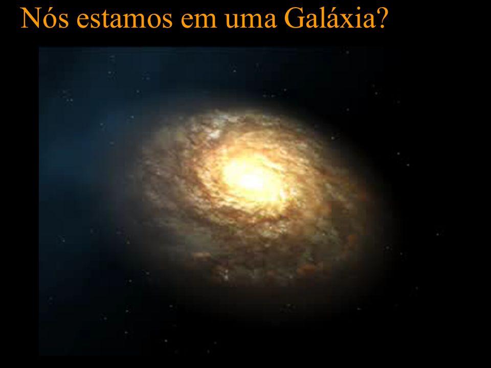 Nós estamos em uma Galáxia?