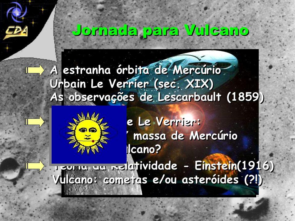 1- Jornada para Vulcano 2- Uma lua para Mercúrio 3- A Terra e suas luas 4- Os segredos de Marte 5- O fantástico Planeta X 6- Nêmesis, a estrela da mor