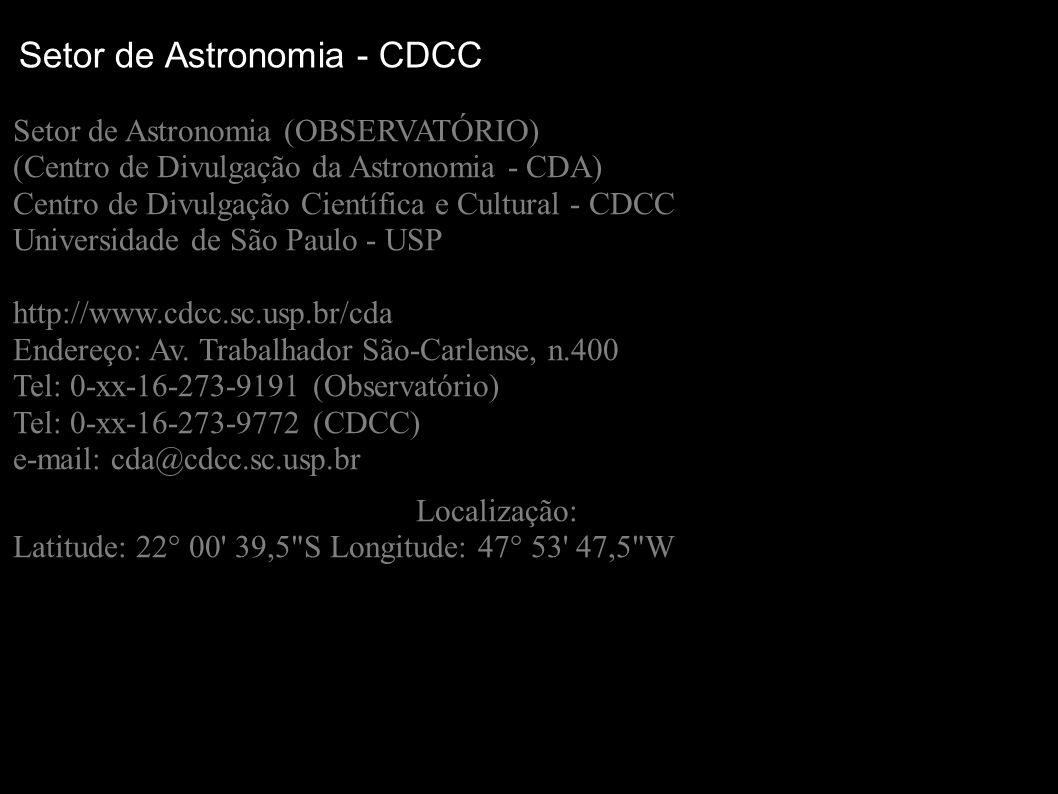 Projetos Futuros usando o Heliostato de 2 espelhos no Observatório de São Carlos Sistema para alternar entre Celostato/Heliostato.