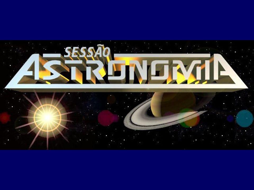 Sessão Astronomia Especial MISSÃO LUA
