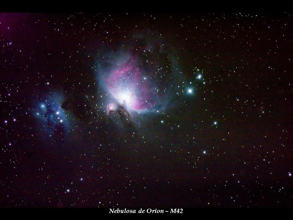 Nebulosa de Orion – M42