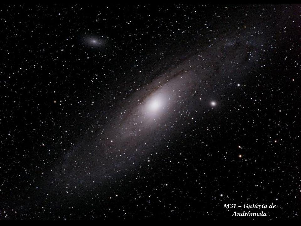 M31 – Galáxia de Andrômeda