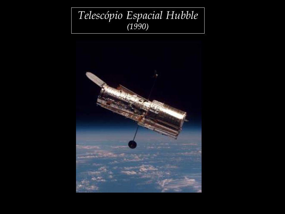 Telescópio Espacial Hubble (1990)