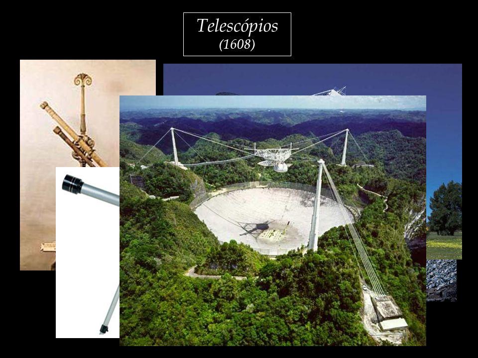 Telescópios (1608)