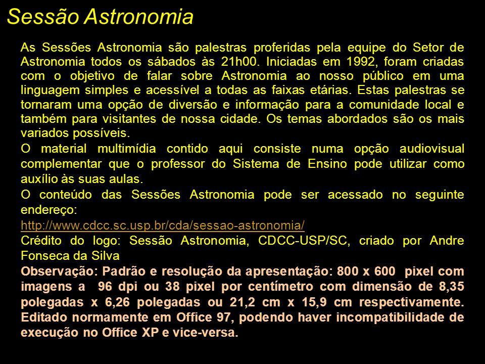 O calendário e a astronomia Por John H. M. de Sales