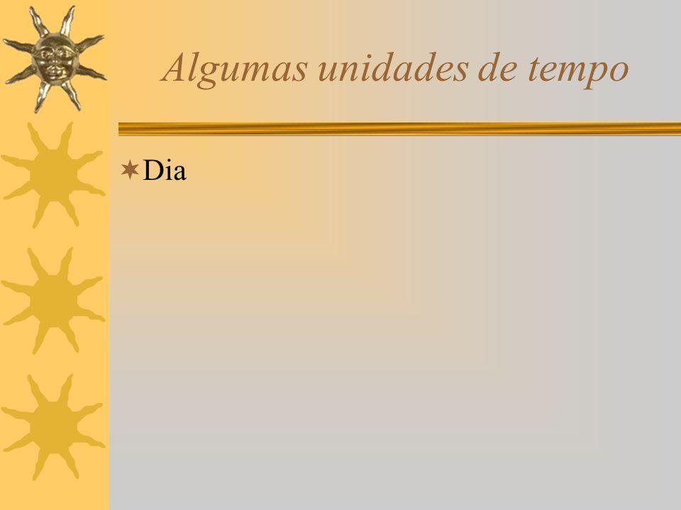 Ano tropical É o período de revolução da Terra em torno do Sol com relação ao Equinócio Vernal.