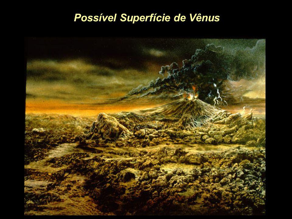 Possível Superfície de Vênus