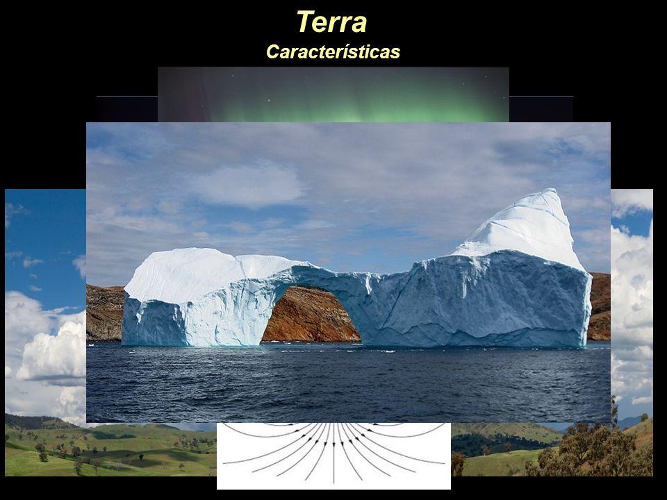 Terra Características
