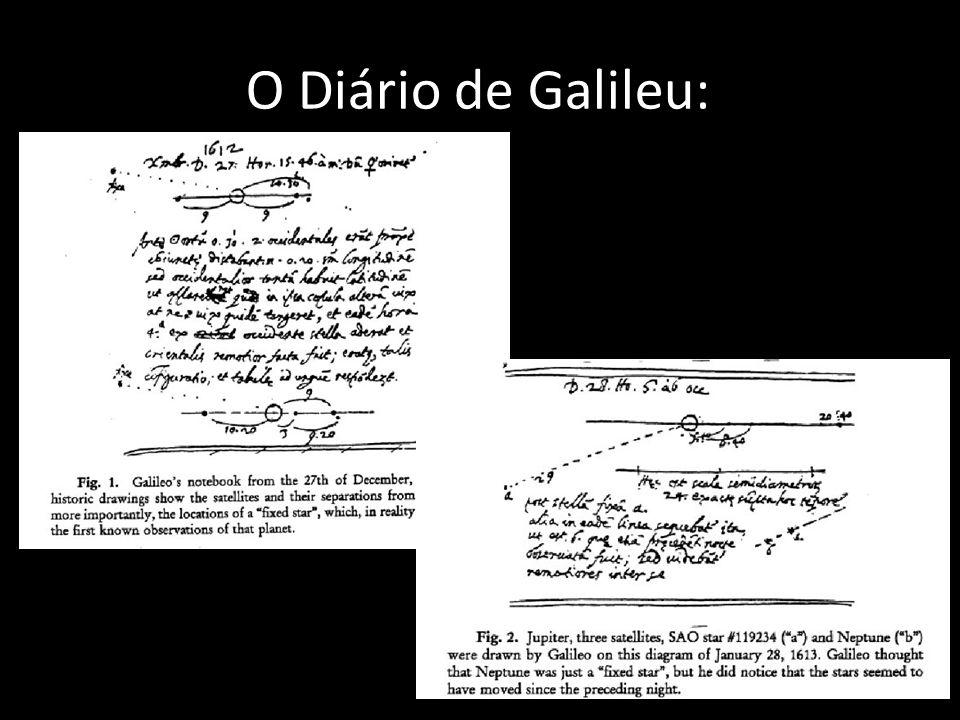 O Diário de Galileu: