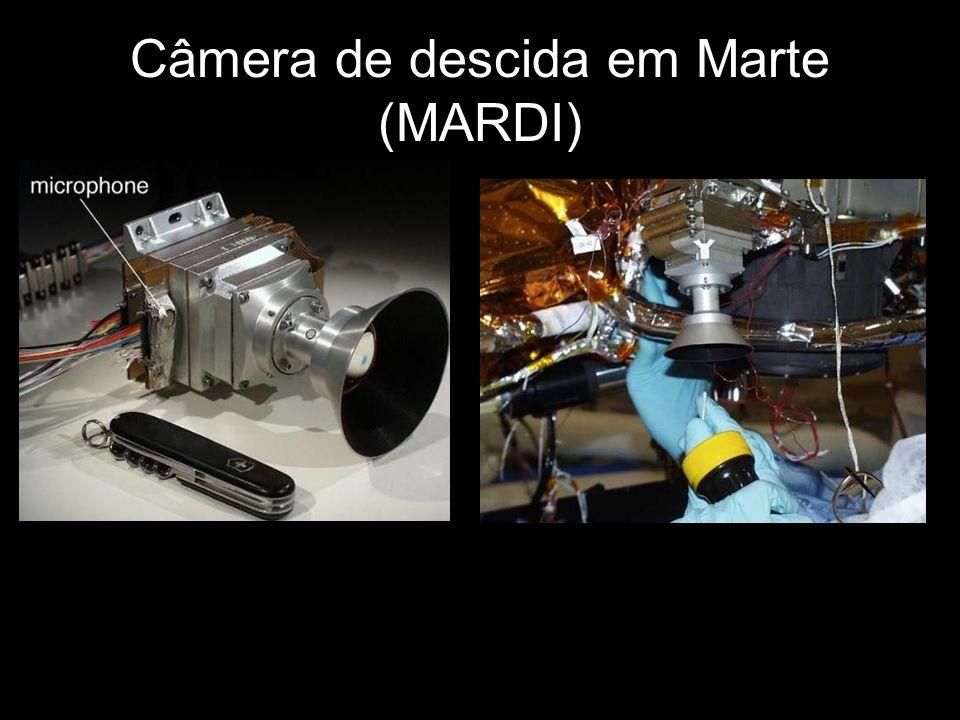 Câmera de descida em Marte (MARDI)