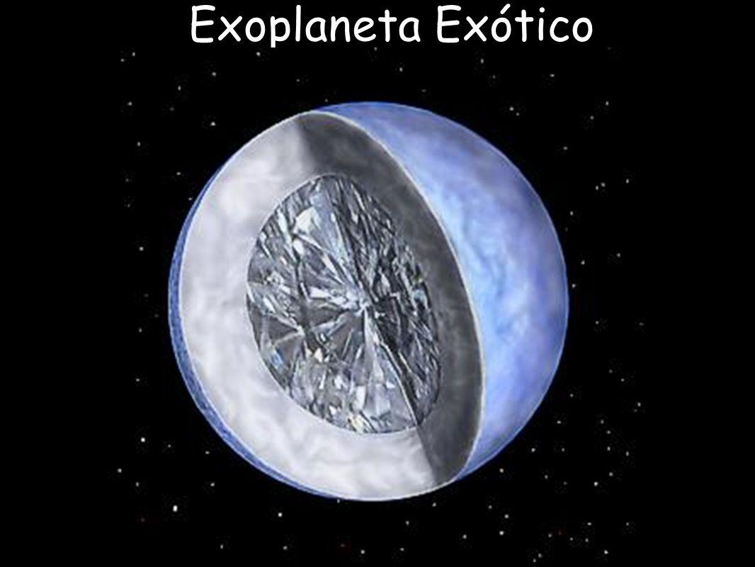 Exoplaneta Exótico